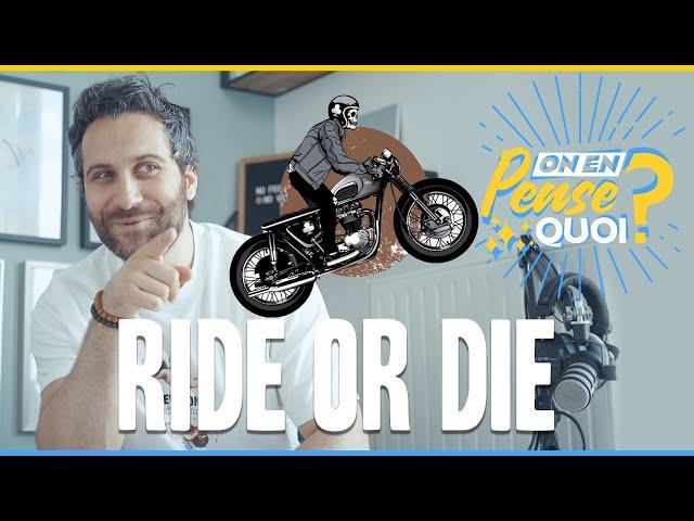 La moto 🏍/ On en pense quoi ?