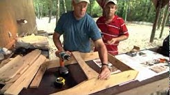 Danny Lipford on Adirondack Chair Plans Presented by Woodcraft