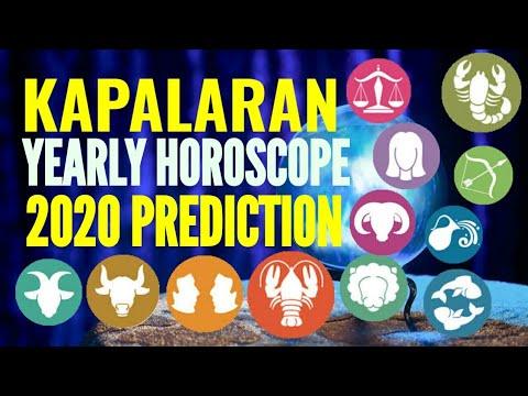 KAPALARAN HOROSCOPE 2020 PREDICTION