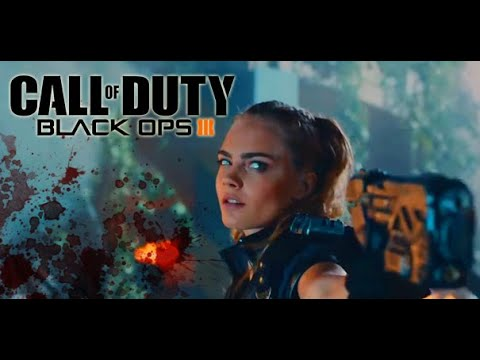 Call of Duty Black Ops 3 - Live Action Trailer