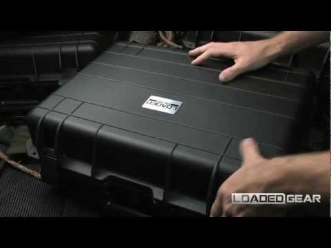 Loaded Gear HD-400 Watertight Hard Case BH11862