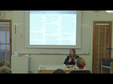 Minorities In The Islamic World: Presentation by Lena Salaym