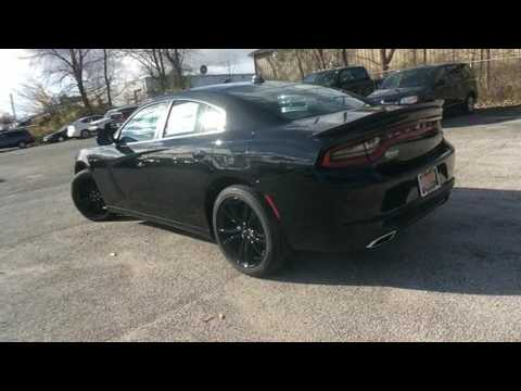 2017 Dodge Charger Sxt Blacktop In Valparaiso In 46385 Youtube