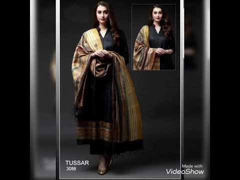 silk suits ||Latest Silk Party wear Dresses/ Suits  || silk suits with heavy dupatta (silk suits)