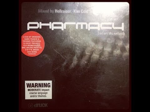 Pharmacy - We Are The Ruffest Vol. 2 - Disc 2: Kan Cold Vs DJ Scott Project