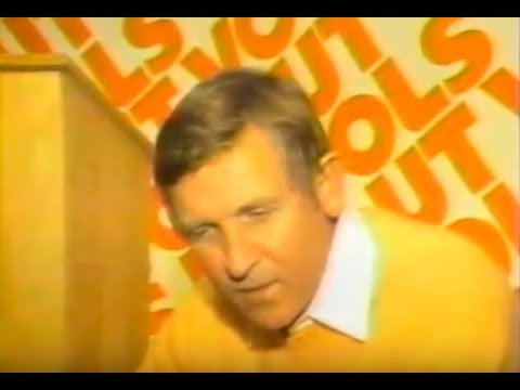 Neyland Stadium Skybox with Johnny Majors and Navajo Witch