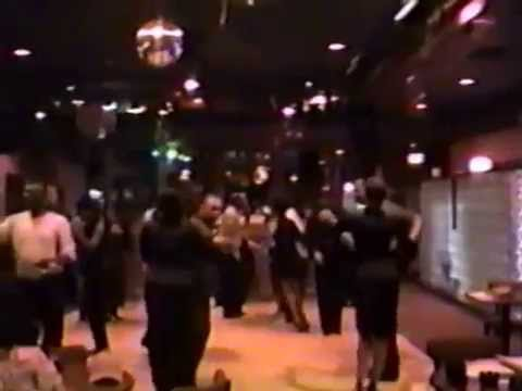Dallas Swing-Out Society's Dance Class @ Diamonds (2002)