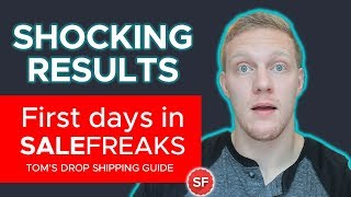 Tom's Guide - First days with Salefreaks
