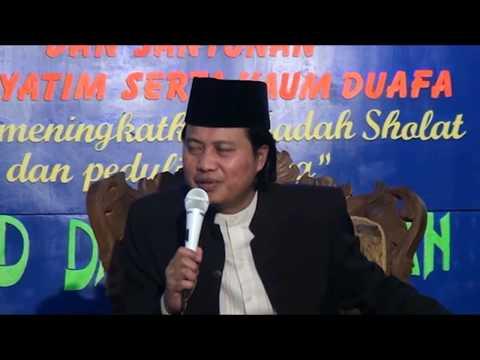 Membahas Bid'ah Pengajian Gus Yusuf Chudlori live Cilacap 2017