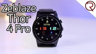 Zeblaze Thor 4 Pro Review - The Smartwatch That Could Replace Your Phone