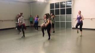 Hip Hop class at the MET Dance Houston