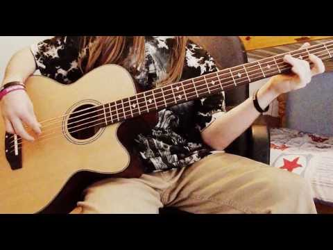 Cage The Elephant - Back Against The Wall (Bass Cover)