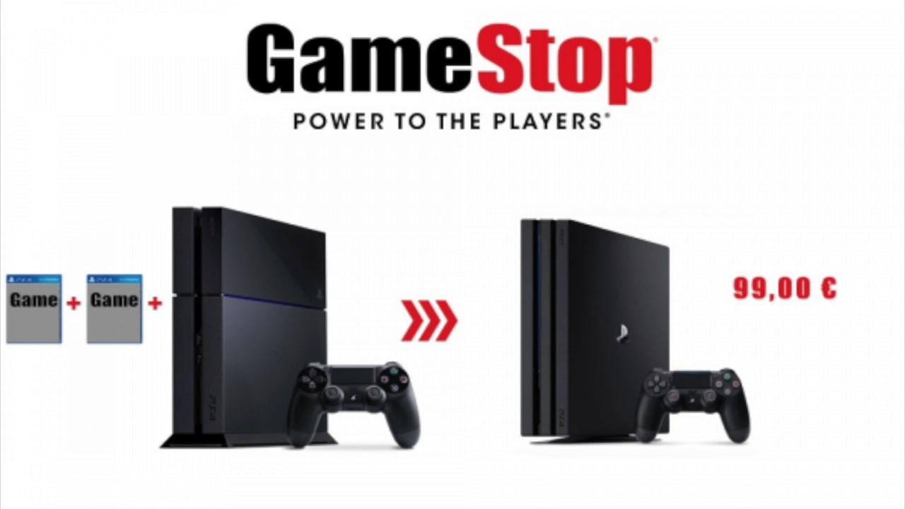 Gamestop Karte.Gamestop Ps4 Pro Aktion Meine Meinung