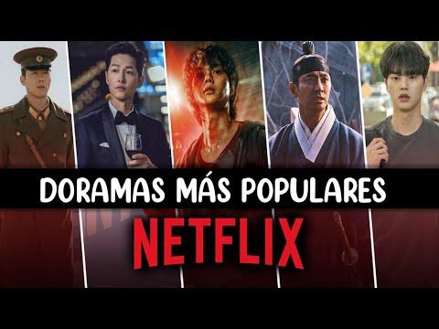 Download Top 15 Doramas Coreanos de NETFLIX más Populares 2018-2021