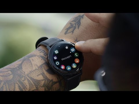 Samsung Galaxy Watch Active2 - Product Introduction with Roy Choi