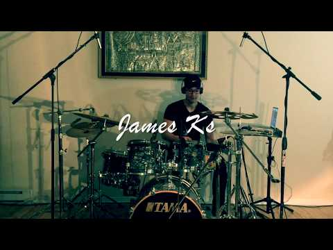 Calvin Harris Ft Tinashe - 5am (Drum Cover)