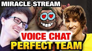 Miracle- Stream: Dendi Pudge Perfect Hook Dota 2