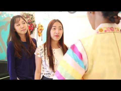 Korean Cultural Center promotional video