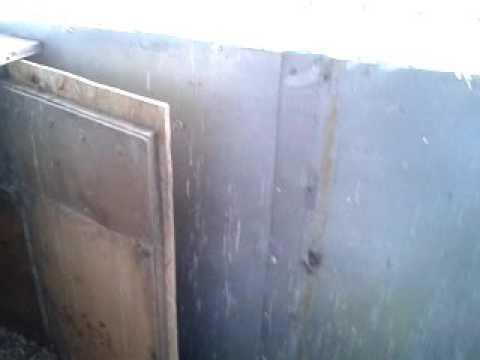 Куры несушки на балконе