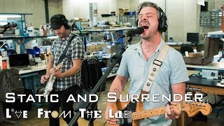 "Static and Surrender - ""Mary Shelley"" (TELEFUNKEN - Live From the Lab)"