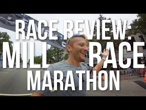 Mill Race Marathon | Race Review