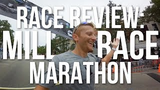 Mill Race Marathon | Race Review