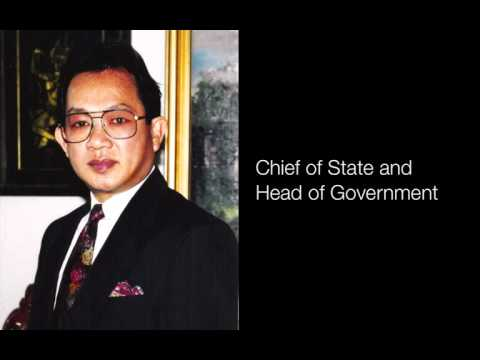 Chief of State and Head of Government