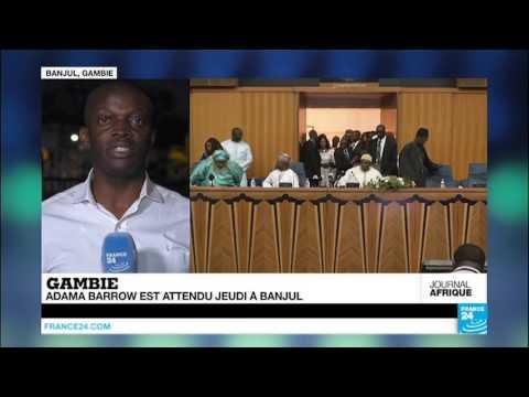 REPLAY - Le journal de l'Afrique du 25 janvier 2017