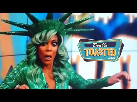 WENDY WILLIAMS PASSES OUT ON LIVE TELEVISION - Double Toasted