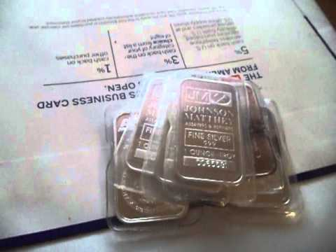 2016 silver, my silver collection, new silver, why i buy silver, i love silver, silver bullion