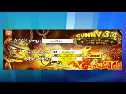 Hack Gunny, Hack Gunny 3.4, Hack Le Kim 3.4, Hack Le Kim Gunny, Hack Vu Khi WOW 3.4.mp4