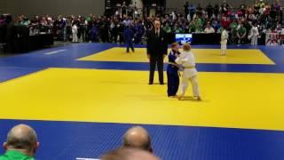 Vlad 2017 Judo Junior Olympics Spokane WA  1