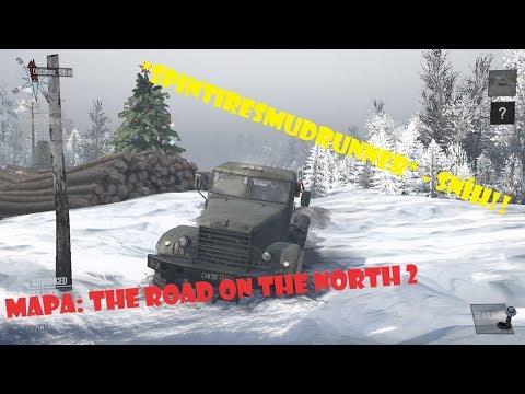 *SpintiresMudrunner* - Sníh!!!