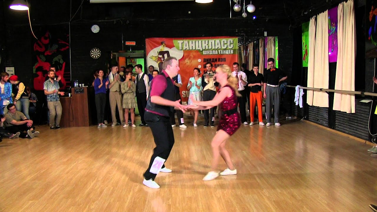 Евгений Андрианов & Инна Никитина — BW Main-Class Fast Finals at Sultans of Swing 2015