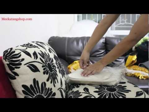 กระเป๋าแฟชั่น Axixi สีขาว สไตล์เกาหลี
