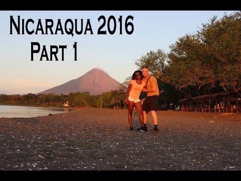 Nicaragua | part 1 | travel 2016 | Jack & Jane | Vlog #5