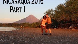 Nicaragua   part 1   travel 2016   Jack & Jane   Vlog #5
