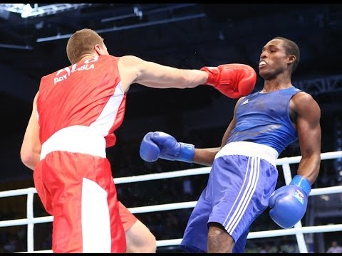 World Boxing Championships 2013 Almaty - Quarter Finals Ring A Session 1 [23/10/13]