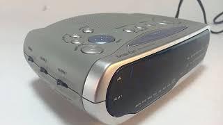 Emerson Smartset Dual Alarm Clock Radio CK 1850 Review