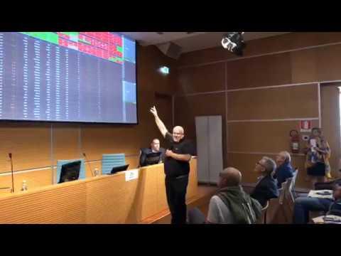 Davide Biocchi presenta TWSpread e Rob Hoffman spiega la sue strategie di Trading