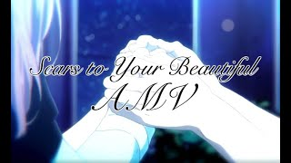 Scars to Your Beautiful AMV (Koe no Katachi)