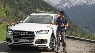 Nuova Audi Q7 | La prova del super SUV dei quattro anelli