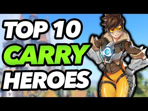 Thumbnail: Top 10 Best Heroes That SOLO CARRY - Overwatch