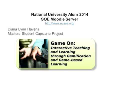 Moodle for Constructing Online Learning (OTC14)