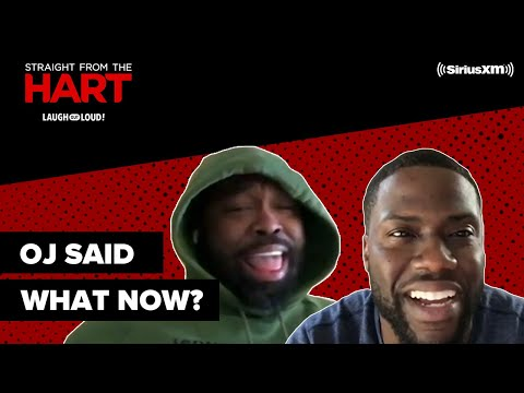 WTF News: OJ Speaks Out On Tiger King   Straight From The Hart   Laugh Out Loud Network