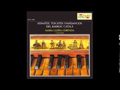 Harpsichord Music of the Catalan Baroque, Maria Lluïsa Cortada