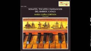 Harpsichord Music of the Catalan Baroque, Maria Lluïsa Cortada