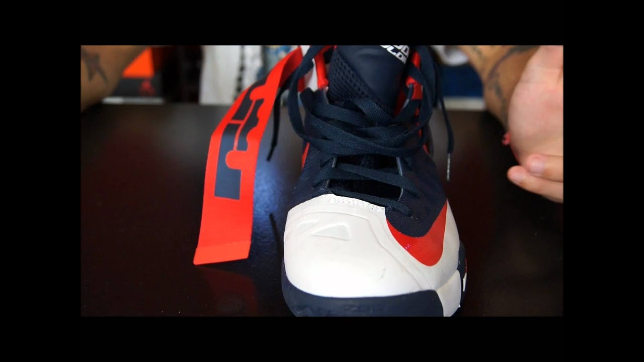 051b67fc6b586 Nike Zoom Soldier VI (6) Performance Review - YouTube