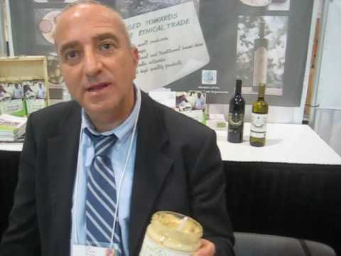 new lebanon food to canada @ Fair Trade Show 2016