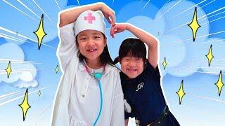 병원놀이 주방놀이 DIY장난감놀이 각종 상황극 어린이 채널을 소개합니다